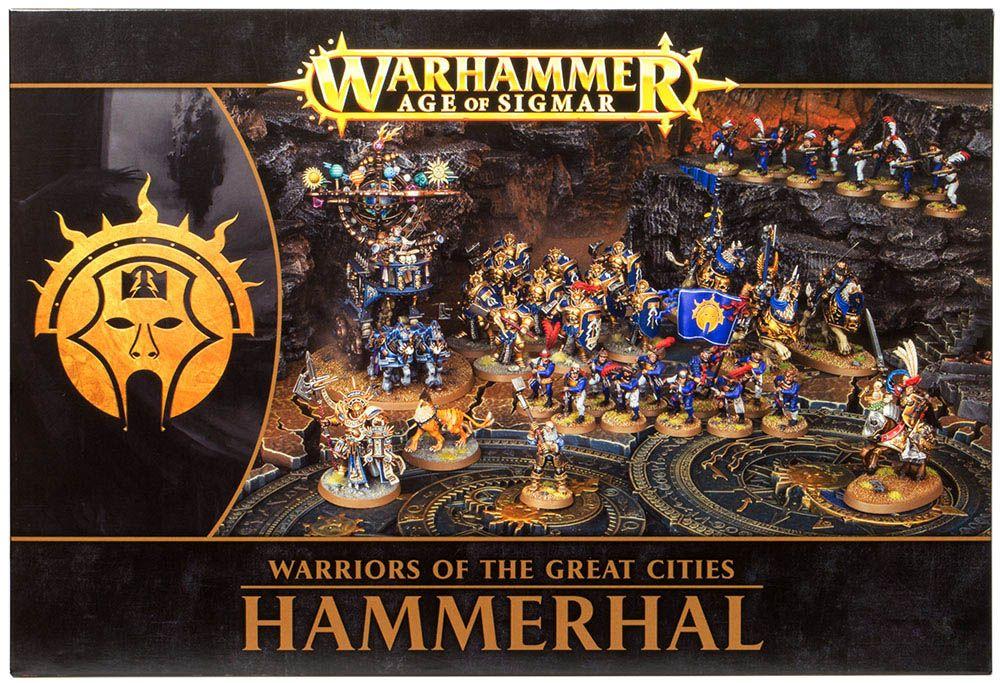 Купить Age of Sigmar: Hammerhal, Настольная игра Games Workshop