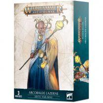 Broken Realms: Arcobalde Lazerne – Xintil War-Magi