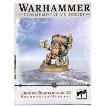 Jakkob Bugmansson XI: Brewmaster General