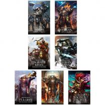 Horus Heresy Primarchs. Novel Bundle (Hardback)