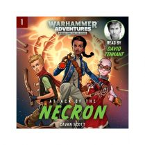 Attack of Necron (Audiobook)