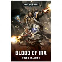 Blood of Iax (Hardback)