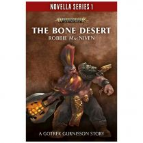 Age of Sigmar: The Bone Desert (Softback)