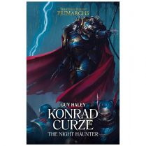 Horus Heresy Primarchs. Konrad Curze the Night Haunter (Hardback)