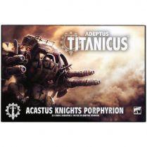 Adeptus Titanicus Acastus Knights Porphyrion