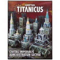 Adeptus Titanicus Administratum Sector