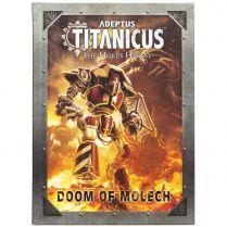 Adeptus Titanicus Doom of Molech (Hardback)