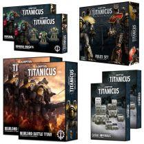 Adeptus Titanicus Grand Master Edition