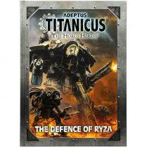 Adeptus Titanicus Defence of Ryza (Hardback)