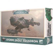 Aeronautica Imperialis: Adeptus Astartes Storm Eagle Squadron