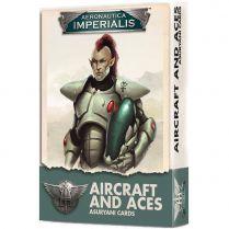 Aeronautica Imperialis: Asuryani Aircraft and Aces Cards