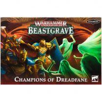 Warhammer Underworlds Beastgrave: Champions of Dreadfane