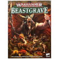 Warhammer Underworlds Beastgrave на английском языке