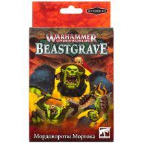 Warhammer Underworlds Beastgrave: Morgok's Krushas на русском языке