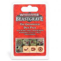 Warhammer Underworlds Beastgrave: The Grymwatch Dice Pack