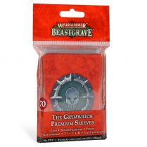 Warhammer Underworlds Beastgrave: The Grymwatch Premium Sleeves