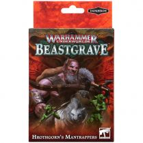 Warhammer Underworlds Beastgrave: Hrothgorn's Mantrappers