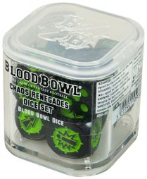 Blood Bowl: Chaos Renegades Dice Set