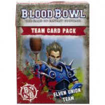 Blood Bowl: Elven Union Cards