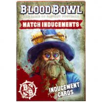 Blood Bowl: Inducements Cards