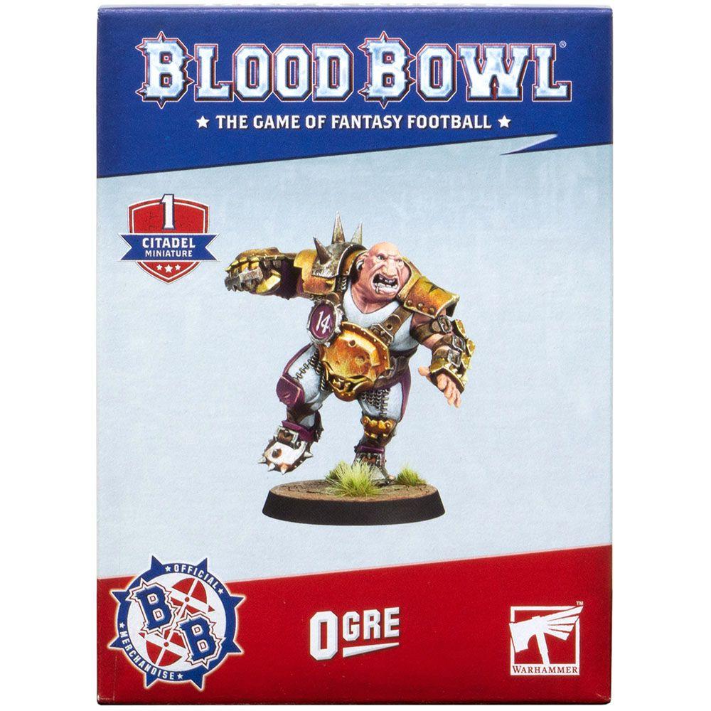 Набор миниатюр Warhammer Games Workshop(Blood Bowl: Ogre)