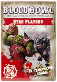 Blood Bowl: Star Players Cards