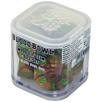 Blood Bowl: Wood Elves Team Dice Set