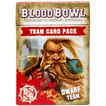Blood Bowl: Team Card Pack – Dwarves