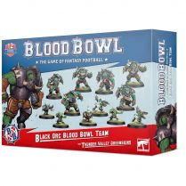 Blood Bowl: Black Ork Team