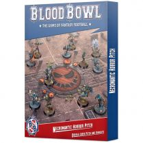 Blood Bowl: Necromantic Team Pitch