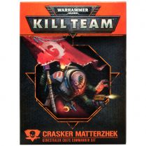 Kill Team: Genestealer Cults Commander Set. Crasker Matterzhek