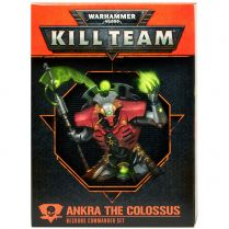 Kill Team: Necron Commander Set. Ankra the Colossus