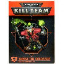 Kill Team: Necron Commander Set. Ankra the Colossus