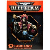 Kill Team: Astra Militarum Commander Set. Feodor Lasko