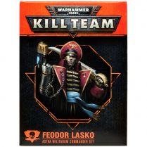 Kill Team: Astra Militarum Commander Set. Feodor Lasko