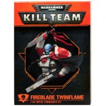 Kill Team: T'au Empire Commander Set. Fireblade Twinflame