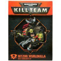 Kill Team: Orks Commander Set. Gitzog Wurldkilla