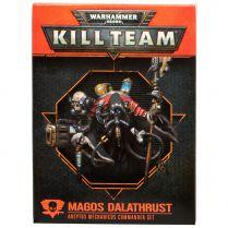 Kill Team: Adeptus Mechanicus Commander Set. Magos Dalathrust