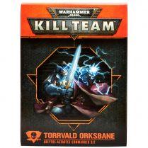 Kill Team: Adeptus Astartes Commander Set. Torrvald Orksbane
