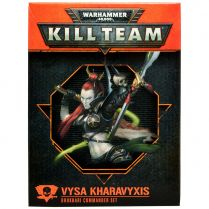 Kill Team: Drukhari Commander Set. Vysa Kharavyxis