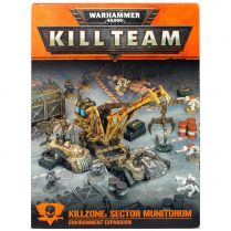 Kill Zone: Sector Munitorum