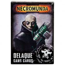 Delaque Gang Cards