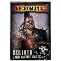 Necromunda: Goliath Gang Tactics Cards