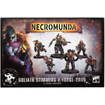 Necromunda: Goliath Stimmers and Forgeborn