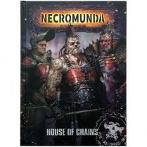 Necromunda: House of Chains (Hardback)