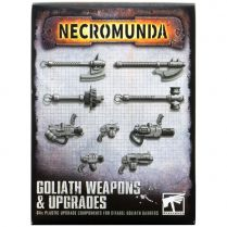 Necromunda: Goliath Weapons and Upgrades