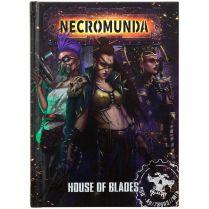 Necromunda: House of Blades (Hardback)