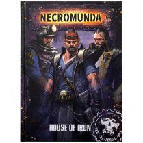 Necromunda: House Of Iron (Hardback)
