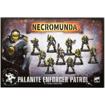 Necromunda. Palanite Enforcer Patrol