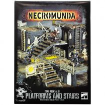 Zone Mortalis: Platforms and Stairs